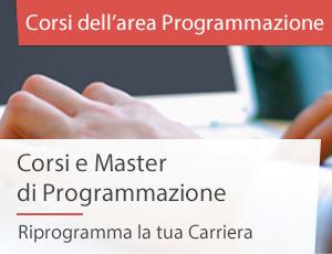 Corsi Programmazione Roma