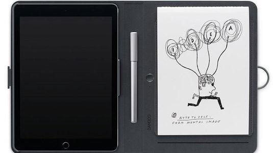 Bamboo spark la tavola grafica che trasforma in digitale - Tavola grafica per pc ...