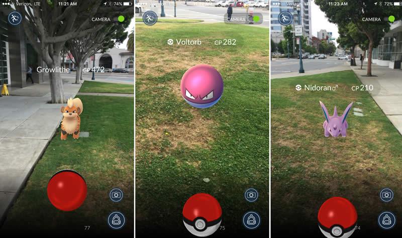 Pokemon Go - cosa deve avere un'app di successo