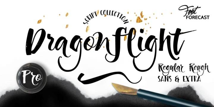 Dragonflight font