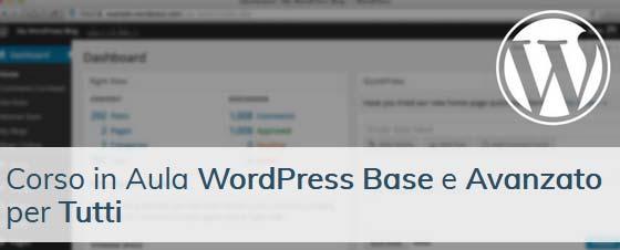 Corso_WordPress